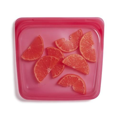 Daugkartinio naudojimo silikoninis sumuštinių maišelis Avietė
