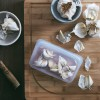 Reusable Silicone Snack Bag  Clear