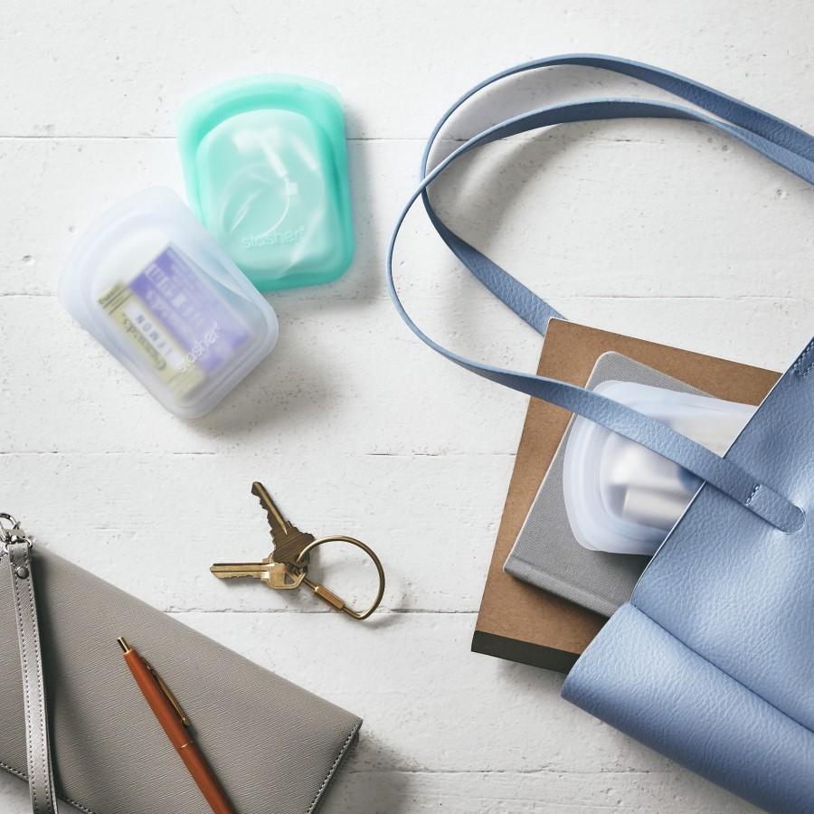 reusable silicone pocket 2-pack bundle
