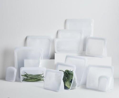 reusable silicone bags mega kit  (13 pcs)