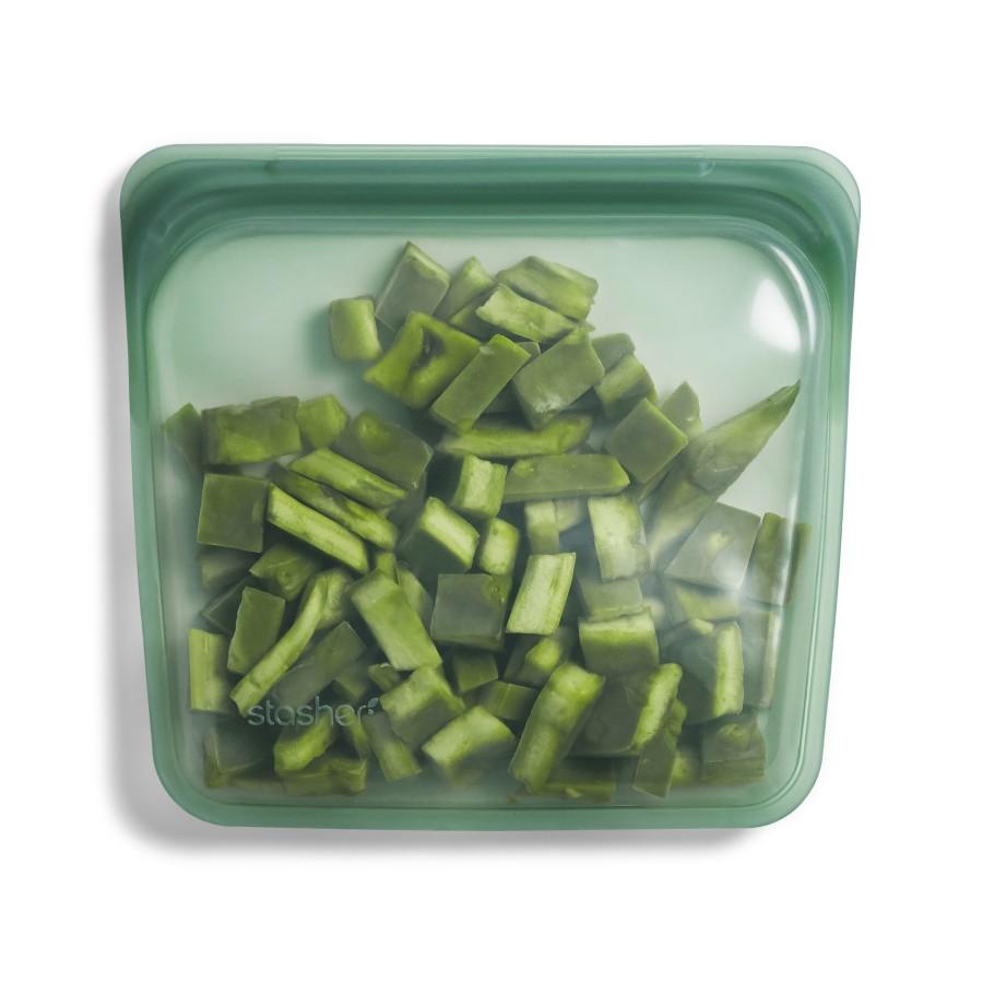 Reusable Silicone Sandwich Bag