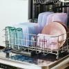 reusable silicone sandwich bag blue
