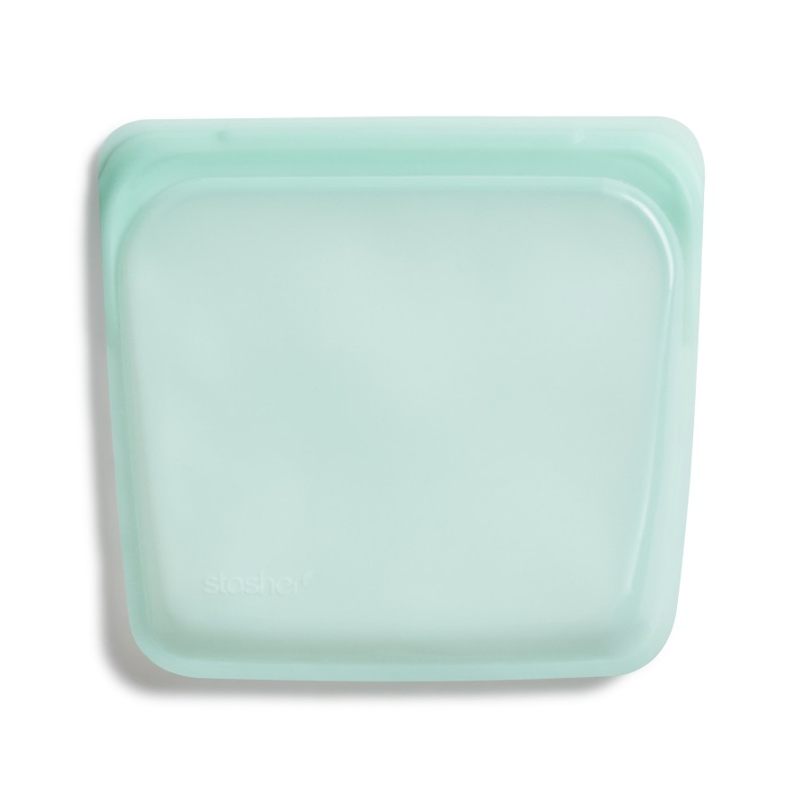 Reusable Silicone Sandwich Bag Sky