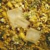Reusable Silicone Sandwich Bag Yellow